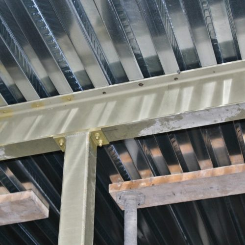 Steel Structures, Steel Works, Metal Works, Suspended steel Structure, steel roofing, corrugated sheeting.