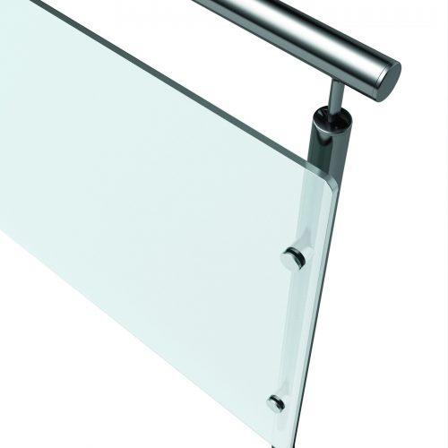 Stainless steel Jamar JR6 V3 Stainless steel Railing.