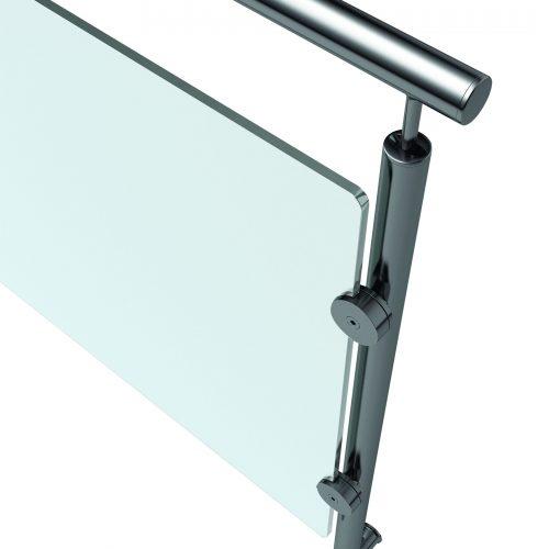 Stainless steel Railing, Glass Railing Malta, Stainless steel Railing Malta.
