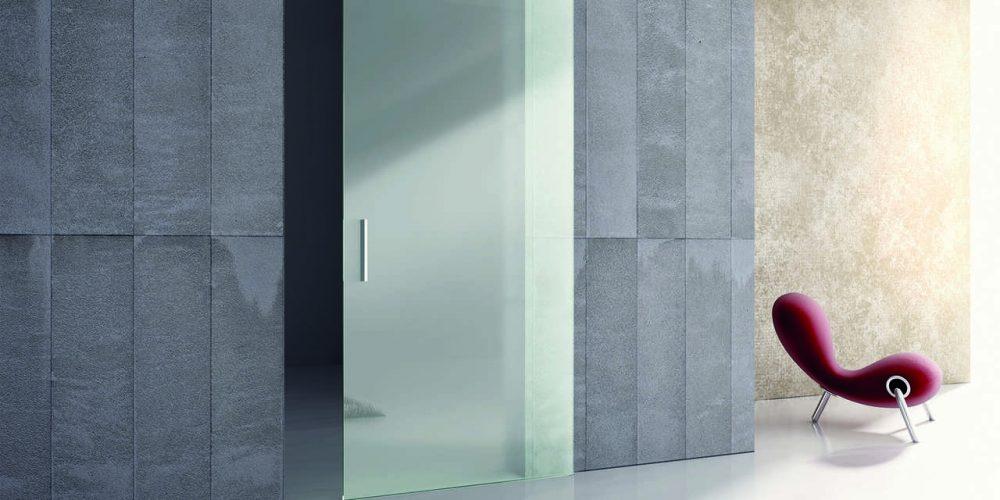 Sliding Glass Door, Clear Glass, Textured Glass, Sprayed Glass.
